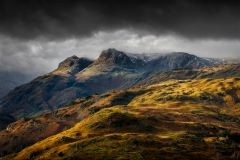 The Pikes from Loughrigg